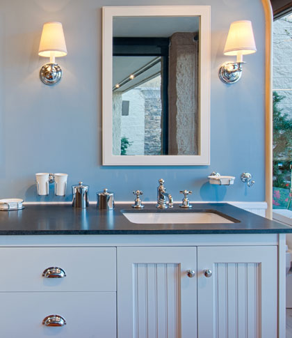 Bath Company Sink Vanity Cabinet - Luxury Bathroom Vanities & Bathroom Furniture - Orange County, CA