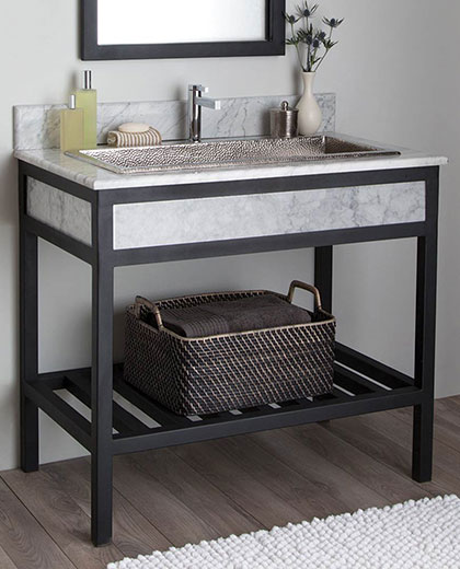 Native trails dealer bathroom vanities furniture - Bathroom vanities in orange county ...