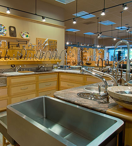 OC Kitchen Faucets & Sinks